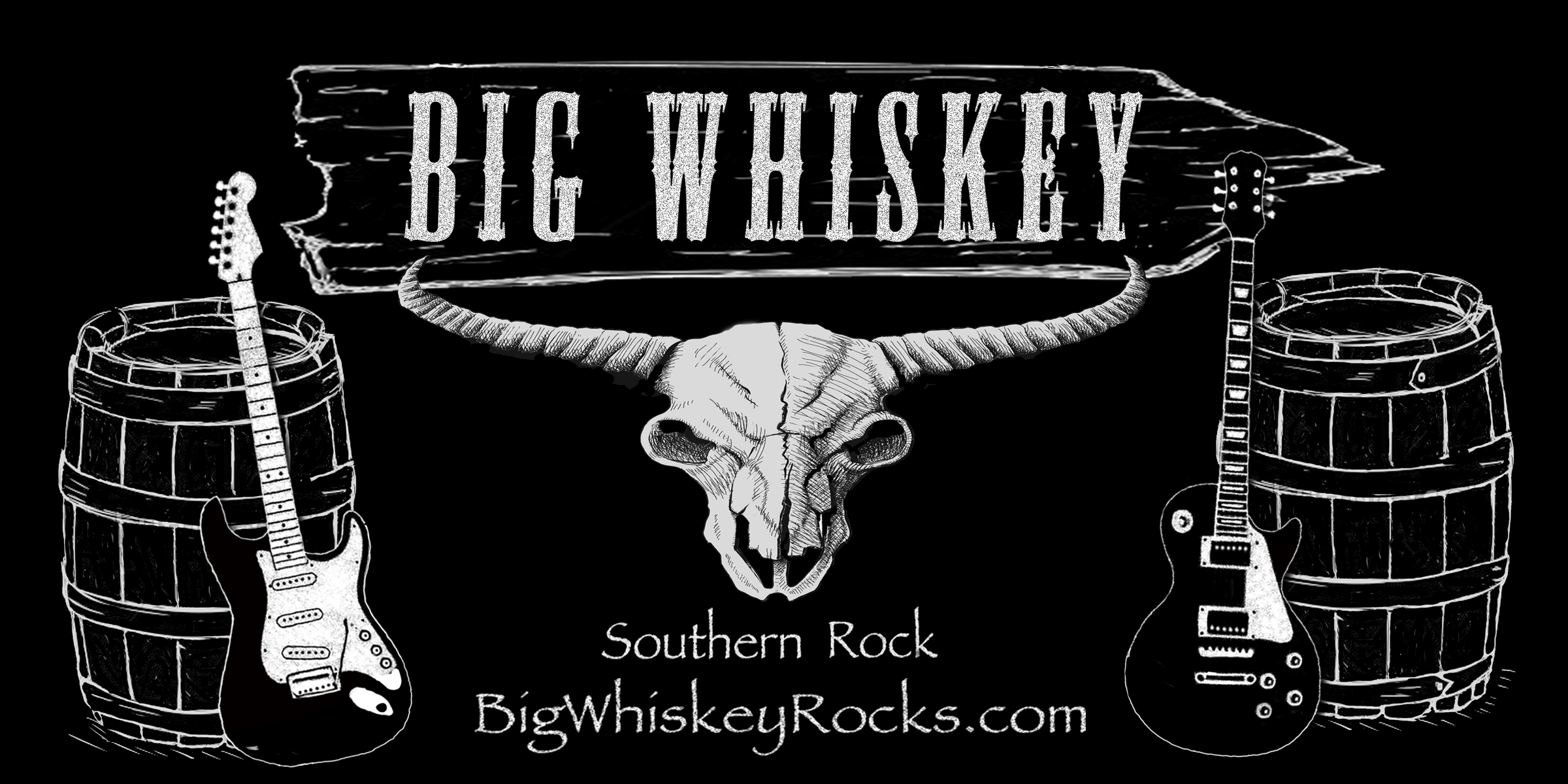 Big whiskey band rock n rebel saloon grille for Big whiskey s